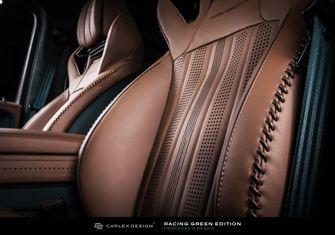 Mercedes G63 AMG Racing Green Editions van Carlex Design