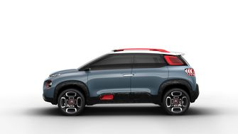 Citroën C-Aircross - Autovisie.nl