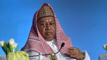 Mohammed Sanusi Barkindo (secretaris OPEC)