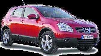 Nissan Qashqai (2007 – 2014)