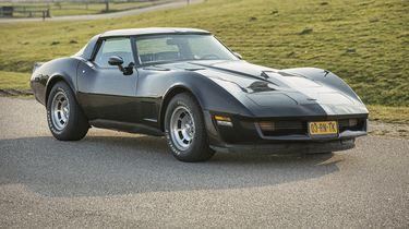 Corvette C3 Uw Garage