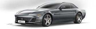 Ferrari 412 Ares Design 4