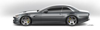Ferrari 412 Ares Design 6
