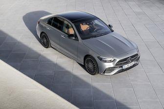 Mercedes-Benz C-Klasse, 2021,
