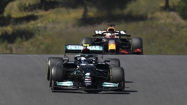 Formule 1 Portugal Lewis Hamilton Max Verstappen 16x9