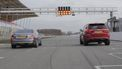 Autovisie Sprint - Mercedes-Maybach S 600 versus Jeep Grand Cherokee SRT - Autovisie.nl