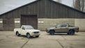 Toyota Hilux jong en oud