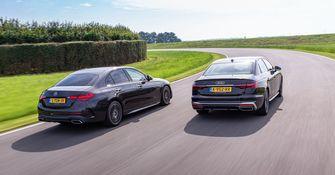 Mercedes vs. Audi