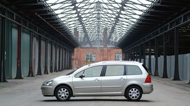 Peugeot 307 zevenzitter