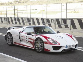 Porsche 918 Spyder wui