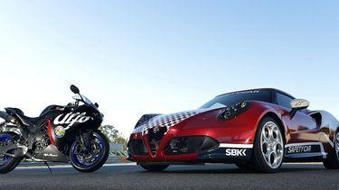 Alfa Romeo WK Superbike