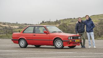 Uw Garage BMW 318iS