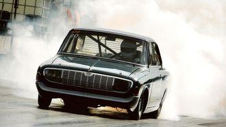 Autovisie Ford Taunus