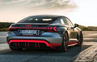 Audi RS E-tron GT Audi RS e-tron GT