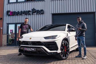 Quincy Promes – Lamborghini Uru