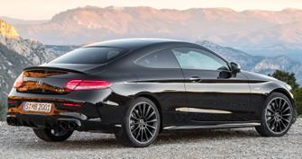 Mercedes-Benz C43 AMG Coupe