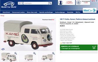 Volkswagen Bulli T1 premium
