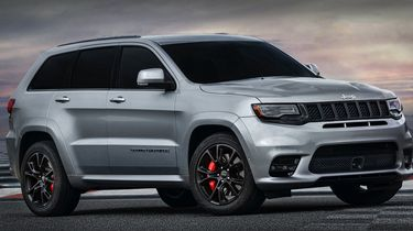 Jeep Grand Cherokee SRT - Autovisie.nl