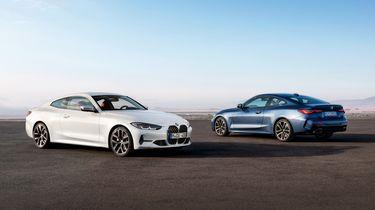 BMW 4 Serie Coupé