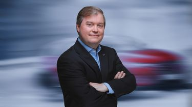 Mazda Jeff Guyton CEO