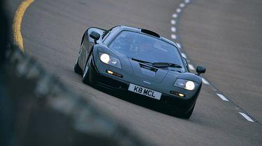 McLaren F1 top speed run - Autovisie.nl