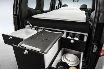 Mercedes-Benz Citan, Camper