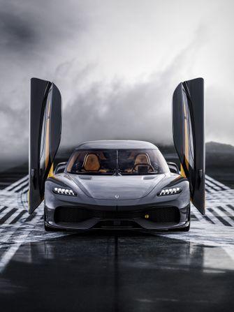 Koenigsegg Gemera Autovisie Kennisquiz