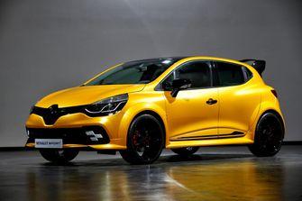 Renault Clio R.S. - Autovisie.nl