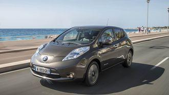 Nissan Leaf - Dossier elektrische auto - Autovisie.nl