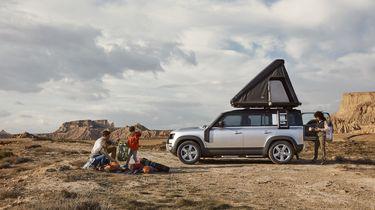 Land Rover Defender daktent