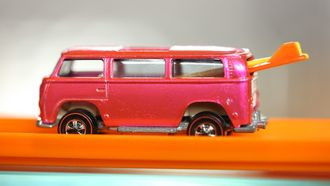 Busje Hot Wheels