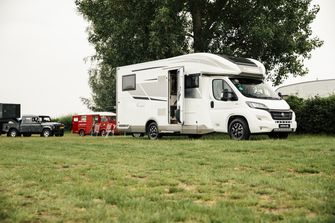 Mobilvetta Krosser campers, half-integraal