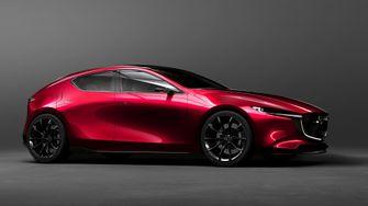 Mazda Kai Concept - Autovisie.nl