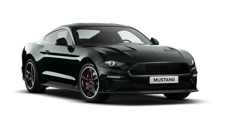 Duik in de Prijslijst: Ford Mustang Bullitt