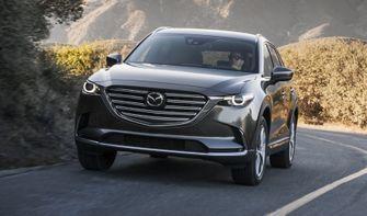 Mazda CX-9 add