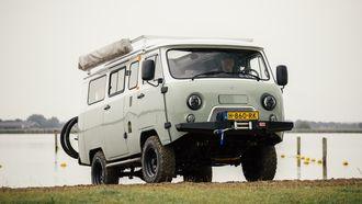 campers : 4x4 busjes UAZ