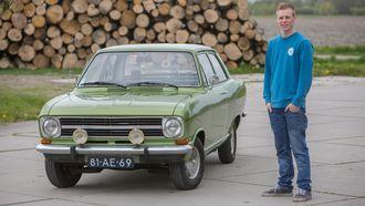Opel Kadett 1100 - Uw Garage - Autovisie.nl