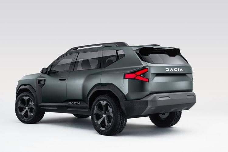Dacia Bigster (concept).