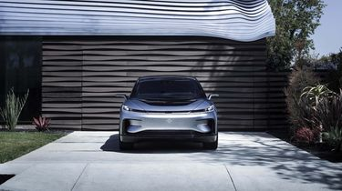 Faraday Future FF 91 2