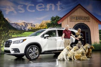 Subaru Ascent Reveal Ahead Of The 2017 Los Angeles Auto Show