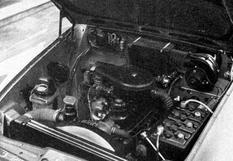 Vanguard engine