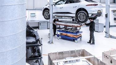 Jaguar I-Pace Aluminium 4