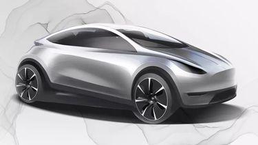 Chinese Tesla