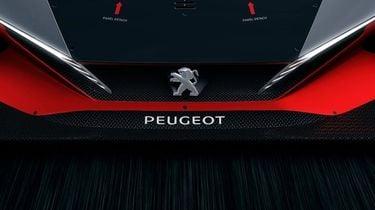 Peugeot L750 R HYbrid Concept