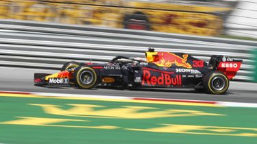 Max Verstappen Formule 1 Grand Prix 5 juli 2020 Spielberg Oostenrijk