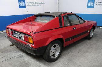 Nederlandse overheid, Lancia Beta Montecarlo