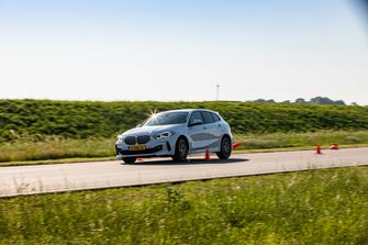 Dubbeltest Audi VDA