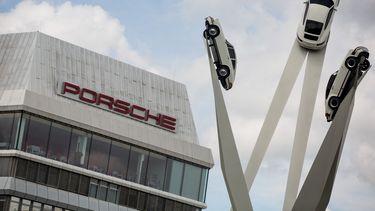 Porsche kantoor