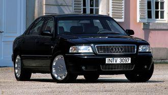 Audi A8 W12, occasion