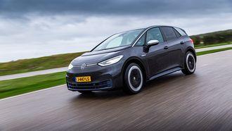 Volkswagen ID.3 elektrische auto's co2 doelstellingen